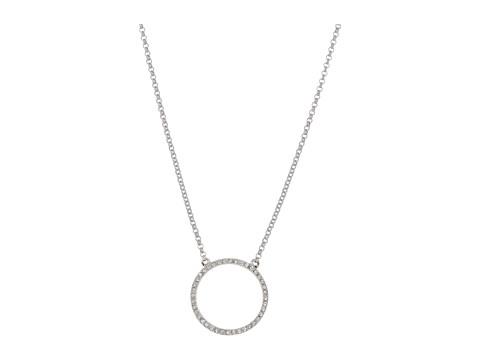 Judith Jack 60198110 Basic Circle Pendant Necklace