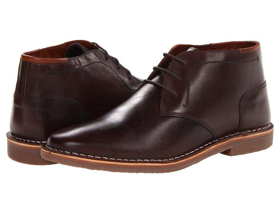 Steve Madden - Hestonn (Dark Brown) Mens Shoes