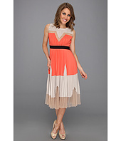 BCBGMAXAZRIA - Lucea Colorblock Dress