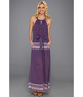BCBGMAXAZRIA - Mia Printed Maxi Dress