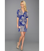 BCBGMAXAZRIA - Petite Adele Royal Wrap Dress
