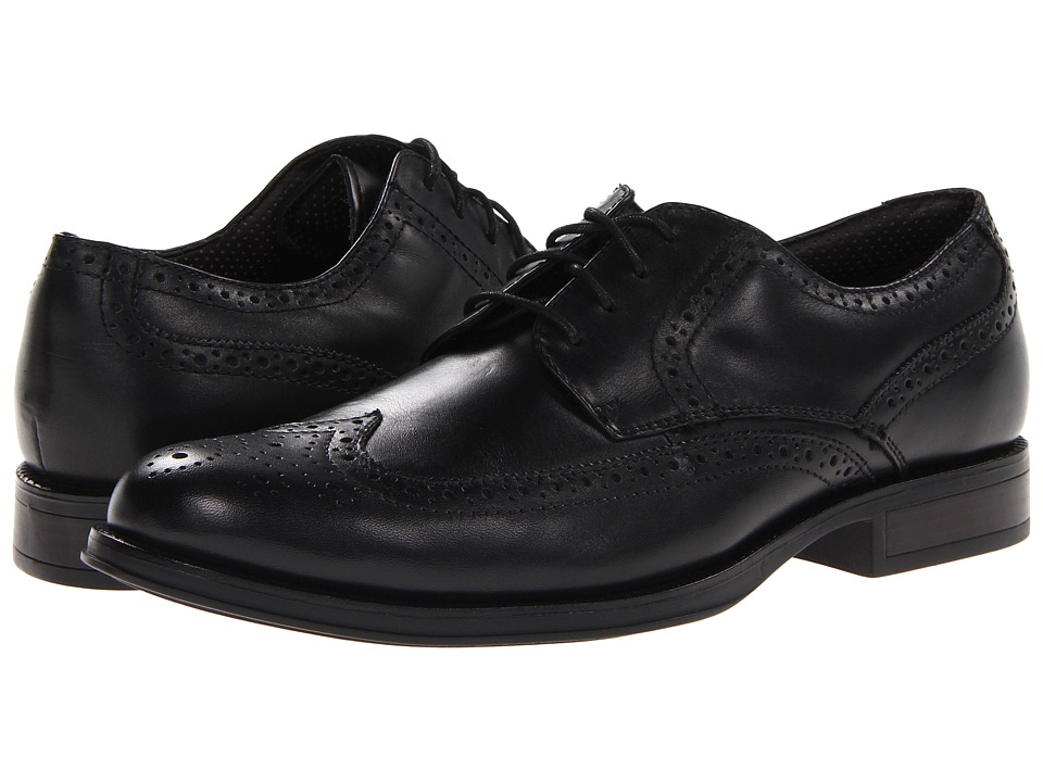 Dockers Moritz Wingtip Oxford (Black) Men