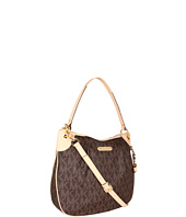 MICHAEL Michael Kors - Large Jet Set Signature PVC Shoulder Bag