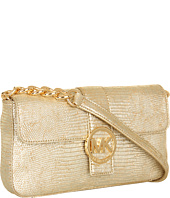 MICHAEL Michael Kors - Small Fulton Embossed Flap