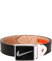 Nike - Swoosh Logo Plaque Buckle