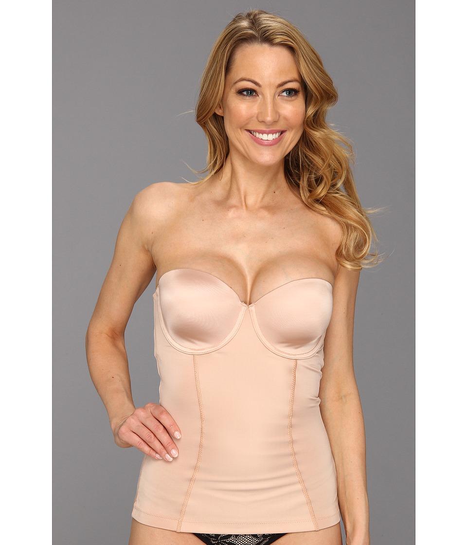 Spanx Boostie Yay Camisole Rose Gold Womens Underwear