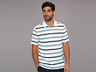 Nike Golf Stretch UV Stripe Polo