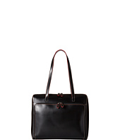 Lodis Accessories - Audrey Zip Top Tote w/ Organization