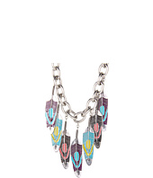 Gypsy SOULE - Multi Feather Charm Necklace