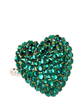 Tarina Tarantino - Emerald Pretty Limited Edition Heart Ring