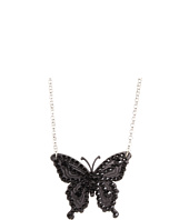 Tarina Tarantino - Lucite Butterfly Necklace