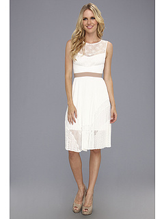 Bcbg White Dress on On Sale   Now  191 99   Was  338