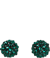 Tarina Tarantino - Emerald Pretty Limited Edition Gumball Stud Earrings
