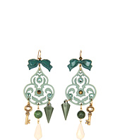 Tarina Tarantino - Emerald Pretty Chandelier Earrings