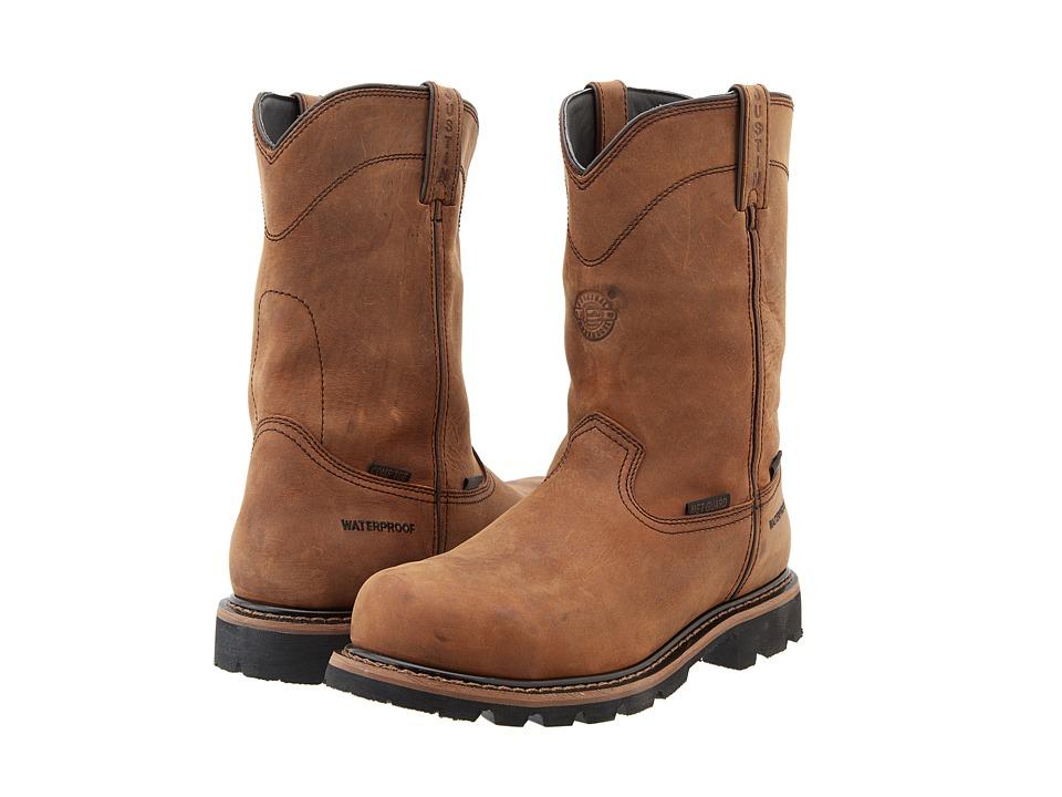 Justin - Pulley Waterproof Composite Toe Met Guard (Wyoming) Mens Boots