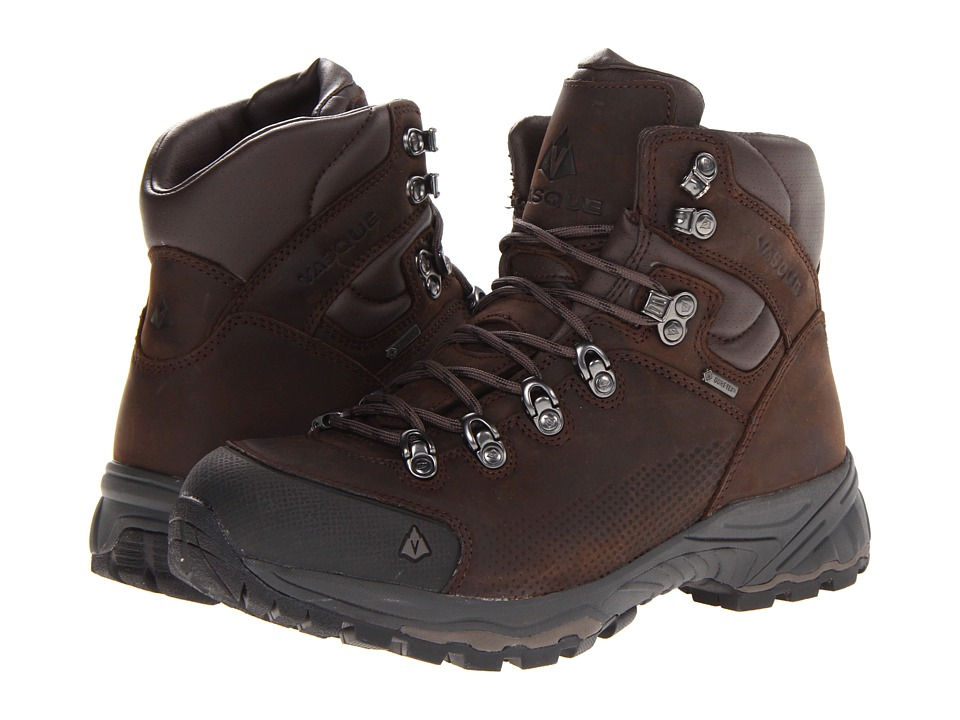 Vasque St. Elias GTX (Slate Brown/Beluga) Men's Hiking Boots