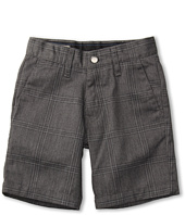 Volcom Kids - Frickin Plaid Chino Short (Toddler/Little Kids)