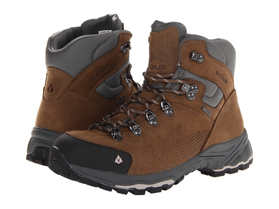Vasque St. Elias GTX (Bungee Cord/Silver Cloud) Women's Hiking Boots