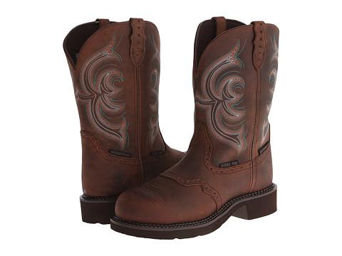 Justin WKL9984 Waterproof Steel Toe