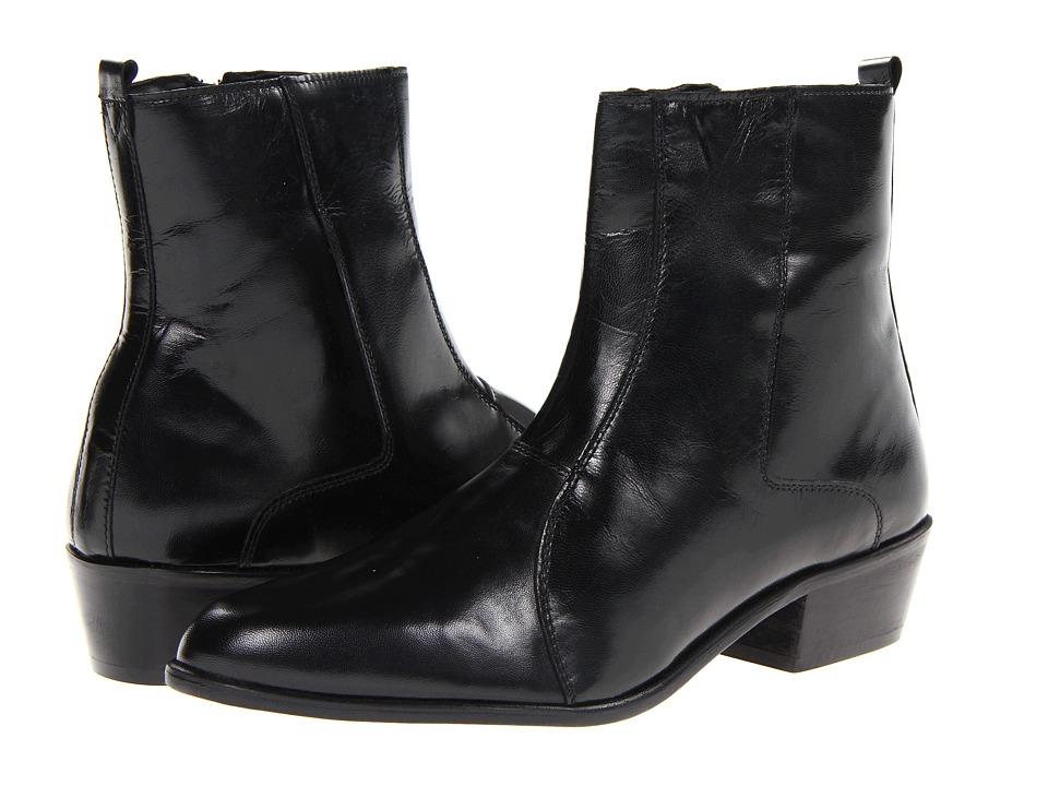 Stacy Adams - Santos (Black Kidskin Leather) Mens Shoes