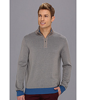Calvin Klein Jeans - L/S Marled Sweater w/ Pop Tipping