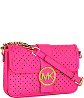 MICHAEL Michael Kors - Small Fulton Perforated Messenger