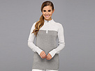Nike Golf Heather Two-Tone Sweater
