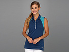 Nike Golf Two-Tone Sleeveless Top