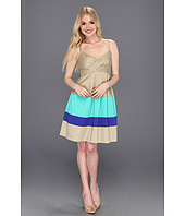 Jessica Simpson - Wrap Bodice Dress