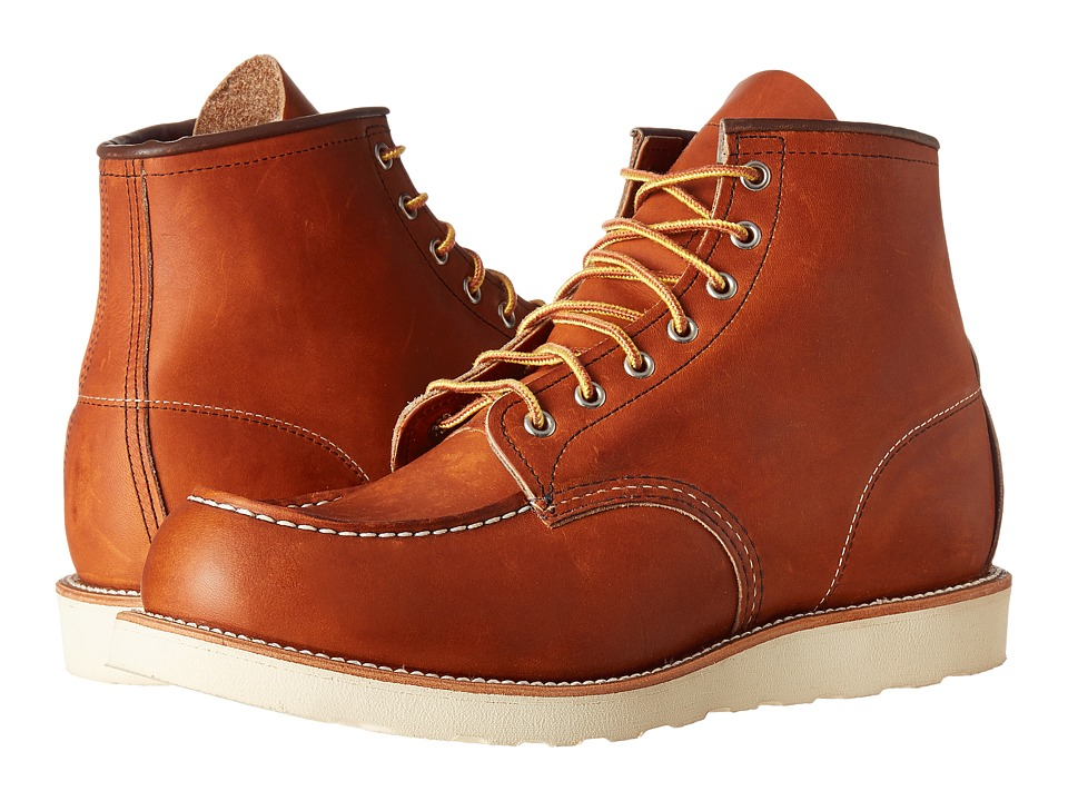 Red Wing Heritage - 6 Moc Toe