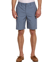Perry Ellis - Check Cotton Short