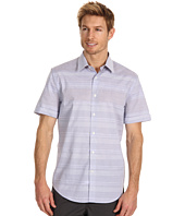 Perry Ellis - Horizontal Engineered Stripe Shirt