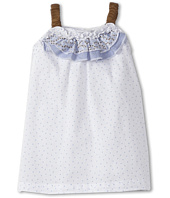 United Colors of Benetton Kids - Girls' Woven Cotton Dot Dress (Infant)