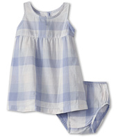 United Colors of Benetton Kids - Girls' Gingham Dress w/ Diaper Cover (Infant)