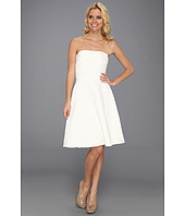 Badgley Mischka - Strapless Textured Cocktail