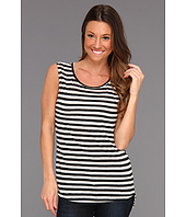 Free People - All About Stripes Muscle Tee