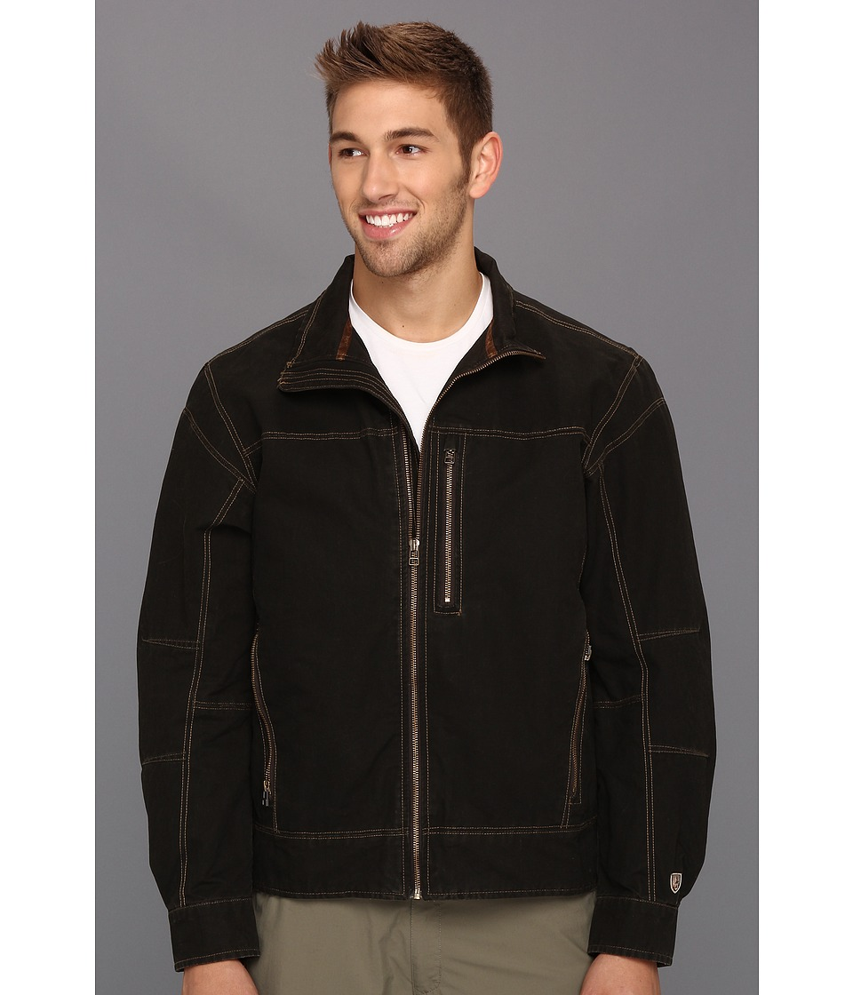 Kuhl Burr Jacket Espresso Mens Jacket