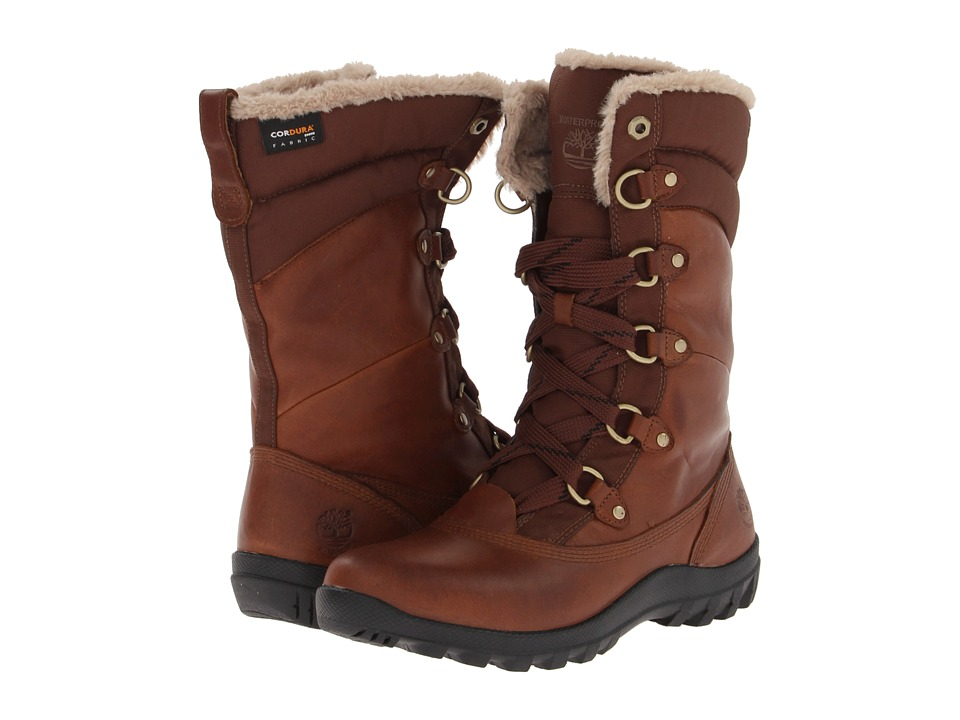 Timberland - Mount Hope Mid (Tobacco Forty Leather) Women