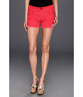 Free People - Dolphin Hem Stretch Cord Cutoff Short