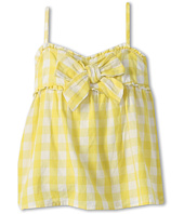 United Colors of Benetton Kids - Girls' Gingham Tank Top w/ Bow (Toddler/Little Kids/Big Kids)