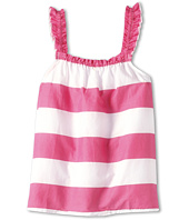 United Colors of Benetton Kids - Girls' Woven Patterned Tank Top (Little Kids/Big Kids)