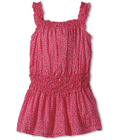United Colors of Benetton Kids - Girls' Drop Waist Woven Ditzy Dress (Toddler/Little Kids/Big Kids)