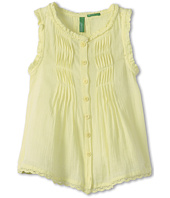 United Colors of Benetton Kids - Girls' Woven Guaze Tank Top (Toddler/Little Kids/Big Kids)