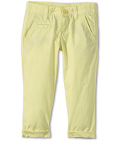 United Colors of Benetton Kids - Girls' Light Weight Poplin Ankle Pant (Toddler/Little Kids/Big Kids)