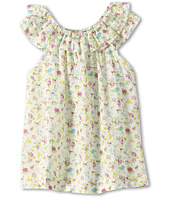 United Colors of Benetton Kids - Girls' Ditzy Woven Top (Toddler)