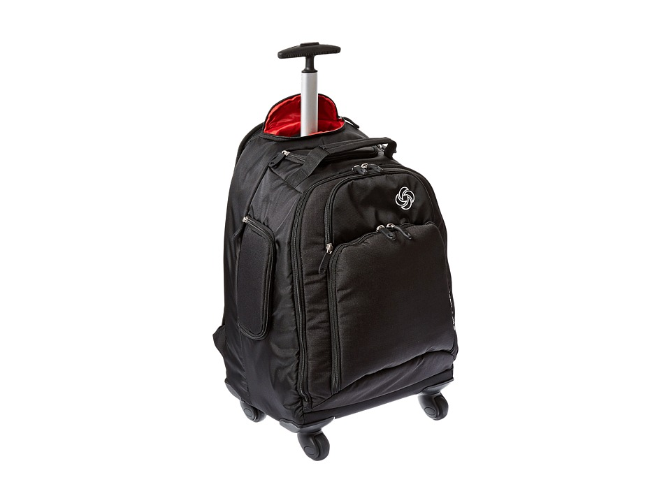 Samsonite - Spinner Backpack (Black) Backpack Bags
