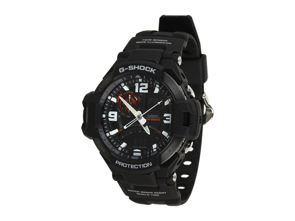 G-Shock G-Shock - G-Aviation Twin Sensor GA1000