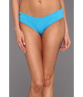 Maaji - Blue Ruches Full Cut Bottom