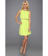 Jessica Simpson - Pleated Dress