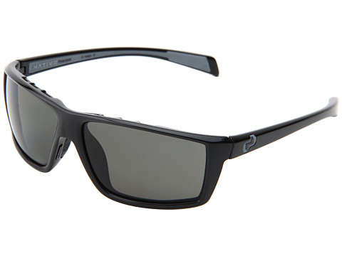 Native Eyewear Sidecar - Iron/Gray Lens